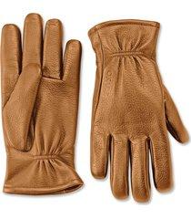 hawthorne waterproof shooting gloves, brown, x large