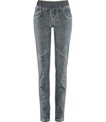 pantaloni cargo effetto usato (grigio) - bpc bonprix collection