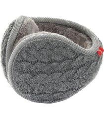 paraorecchie invernali unisex da uomo caldo scaldacollo lavorato a maglia