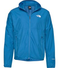 m flywght hdie outerwear sport jackets blauw the north face