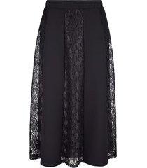 kjol m. collection svart