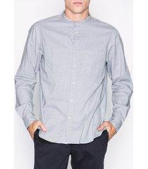 hope rick shirt skjortor grey melange