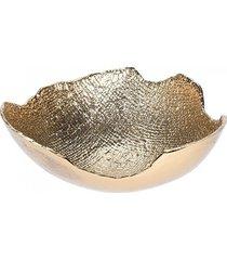 misa patera dekoracyjna złota aluminium