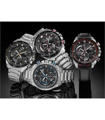 reloj casio eqs-600d-1a2  metal hombre