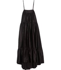 pumpa dress in black