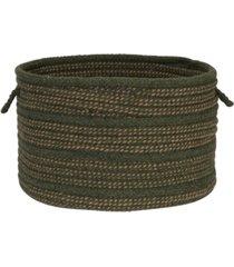 garrison braided storage basket