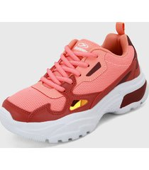 tenis lifestyle coral runner athletic