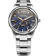 relógio technos elegance stone collection 2033co/1g