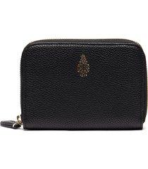 'grace' mini leather wallet