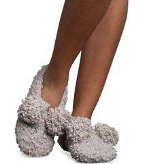 lemon lamby bootie slipper sock