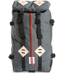 topo designs 'klettersack' backpack - grey