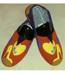 zapatillas boweipeiqi tacon amarillo