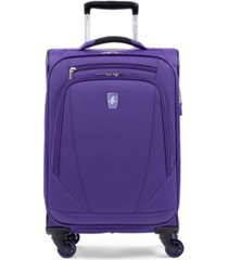 "atlantic infinity lite 4 21"" expandable spinner suitcase"