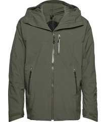 stranda ins hybrid jkt outerwear sport jackets grön bergans