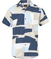 skjorta slhregart shirt ss