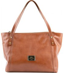 cartera chocolate xl carol