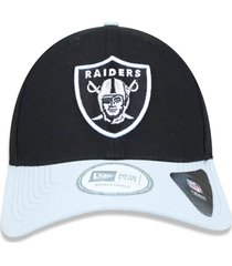 boné new era 940 hc snapback oakland raiders preto