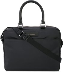 """want les essentiels 15"""" slim computer bag - black"""
