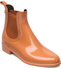 comfy 45 shoes chelsea boots brun lemon jelly