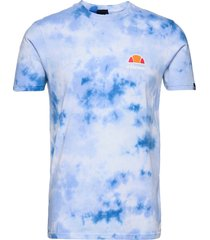 el canaletto tie dye tee t-shirts short-sleeved blå ellesse
