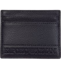 emporio armani lobby boy credit card holder