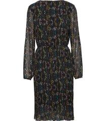 cynthia dress knälång klänning multi/mönstrad minus
