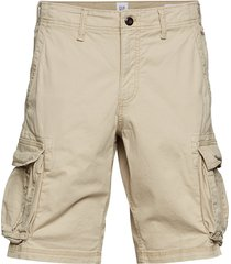 11'''' twill cargo shorts with gapflex shorts casual beige gap
