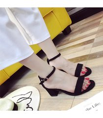summer thick high platform design sandalias para mujer sandalias antideslizantes cómodas