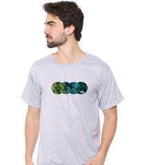camiseta sandro clothing plant cinza - cinza - masculino - dafiti