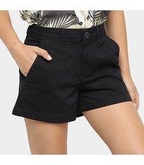shorts volcom frochickie feminino