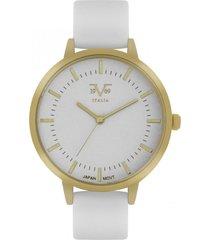 reloj allesia blanco 19v69 italia
