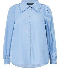 blus carrita ls shirt