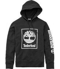 sweater timberland sls hooded pullover