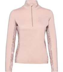 feather fleece sweat-shirts & hoodies fleeces & midlayers rosa johaug