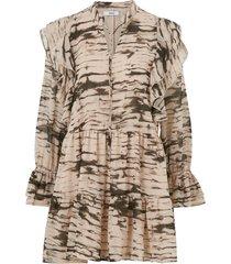 klänning onlamanda l/s frill short dress