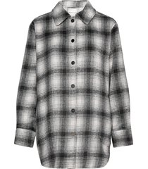 frmasjacket shirt 1 overshirts zwart fransa