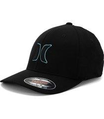 gorra negro hurley