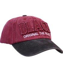 gorra roja vinson black