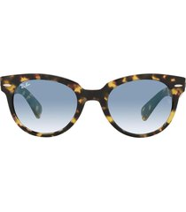 ray-ban ray-ban rb2199 yellow havana sunglasses