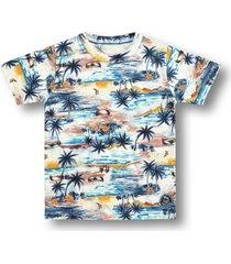 camiseta marisol azul - azul - menino - dafiti