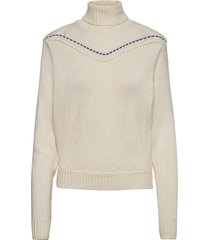 rodebjer keiry turtleneck coltrui crème rodebjer