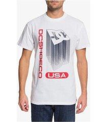 t-shirt korte mouw dc shoes big jump edyzt04123