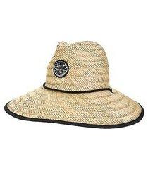 chapéu rip curl wetty straw hat
