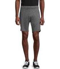 john varvatos star u.s.a. men's drawstring shorts - stone grey - size xl