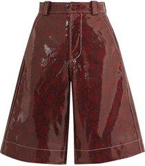 ganni shorts & bermuda shorts