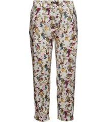 nour pri pantalon met rechte pijpen multi/patroon tiger of sweden