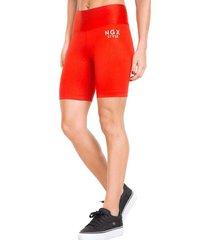 legging biker up style rojo ngx