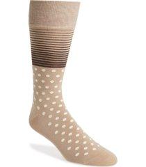men's cole haan stripe & dot socks