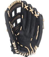 "franklin sports 13.5"" pro flex hybrid series baseball glove right handed thrower"