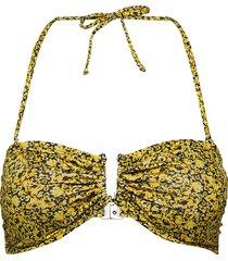 canagz bikini top bikinitop gul gestuz